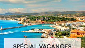Spécial vacances : direction la Côte d'Azur