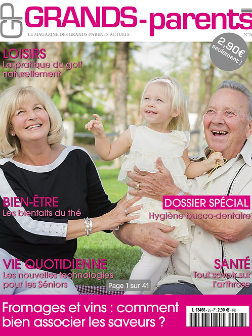 Grands-Parents Magazine Nº26