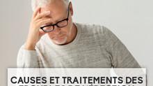 Causes et traitements des troubles de l'érection après 50 ans