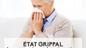 État grippal: les symptômes, la prévention et les traitements
