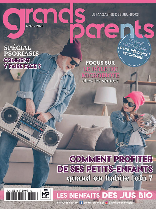 Grands-Parents Magazine Nº45