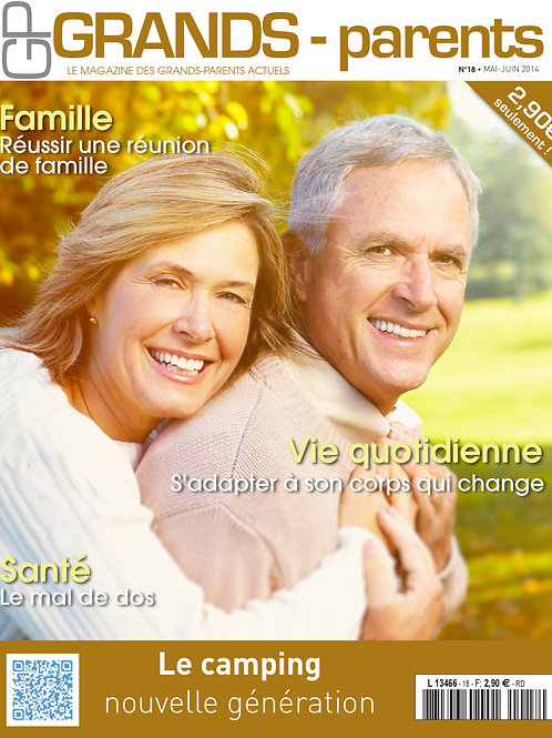 Grands-Parents Magazine Nº18