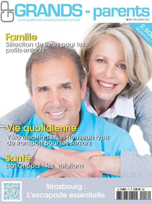 Grands-Parents Magazine Nº17