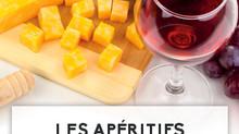 Les apéritifs aux fromages