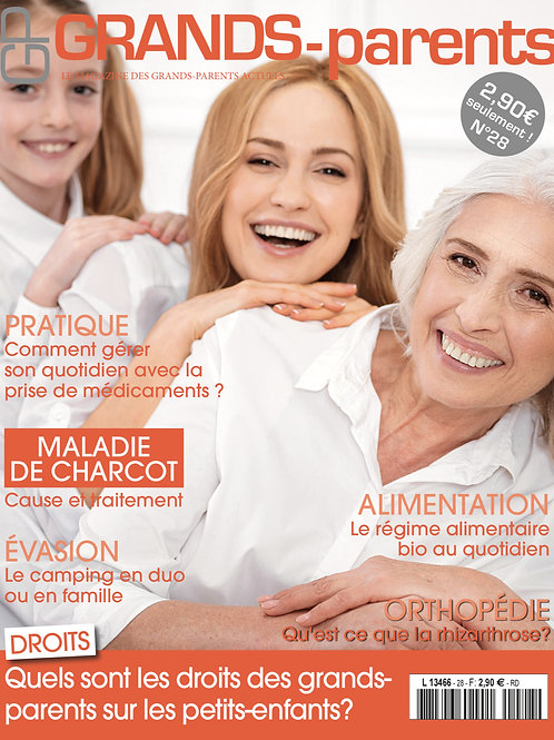 Grands-Parents Magazine Nº28