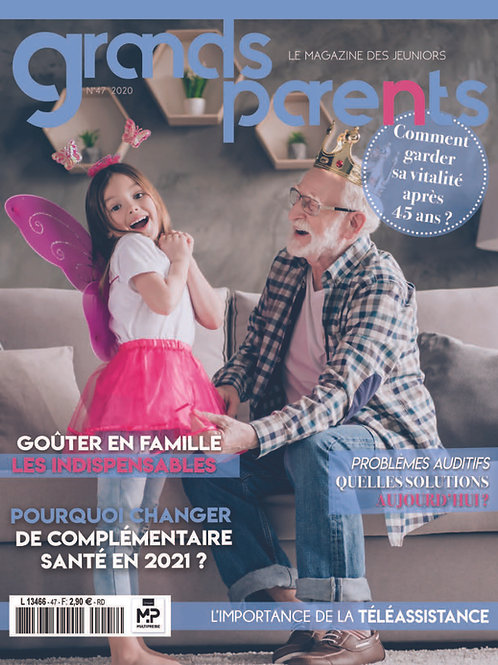 Grands-Parents Magazine Nº47