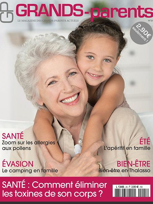 Grands-Parents Magazine Nº25