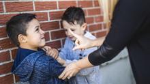 Comment gérer les conflits de ses petits-enfants?