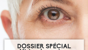 Dossier spécial vision des seniors et handicap