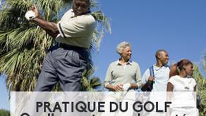 Pratique du golf: quelles vertus sur la santé des jeunes seniors ?