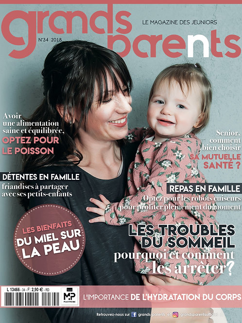 Grands-Parents Magazine Nº34