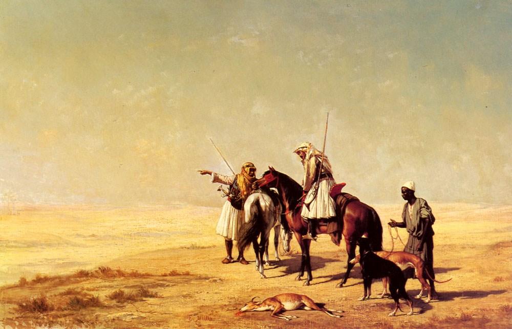 The Desert Hunt