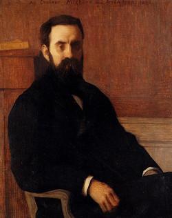 Portrait Of Dr. Michaux