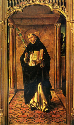 St. Peter Martyr