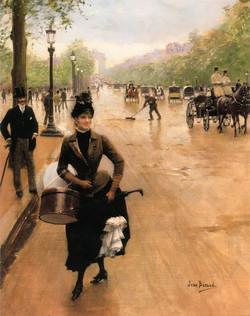 La Modiste Sur Les Champs Elysees Th