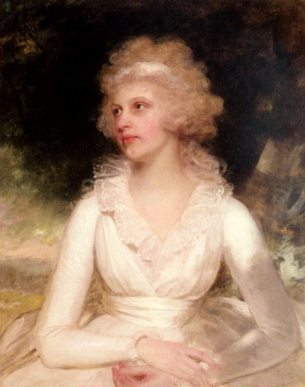 Portrait of Sophia Anne RaymondBark