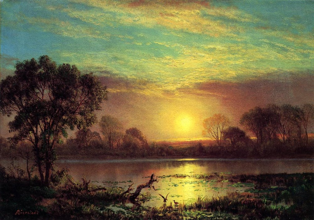 Evening, Owens Lake