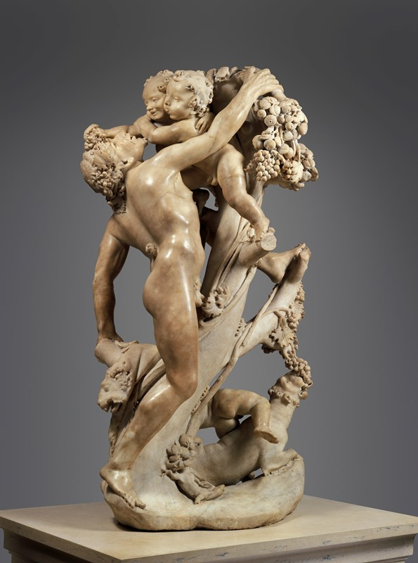 Bacchanal: A Faun Teased by Children