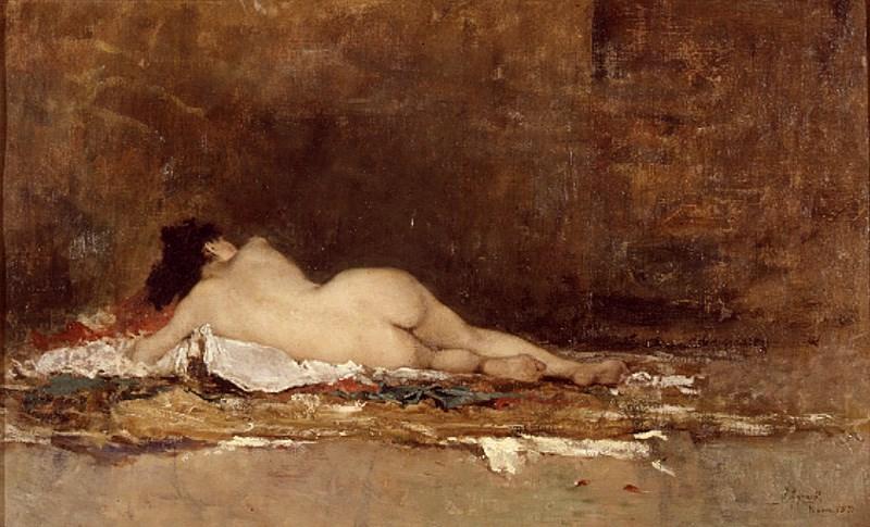Desnudo (Apunte) Nude (Note)