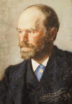 Krøyer Peder Severin