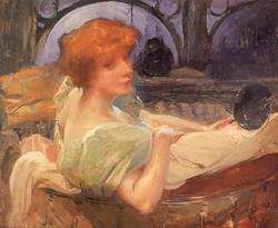 Portrait de Mme Georges Rodenbach