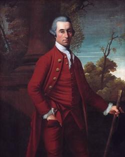 Portrait of a Gentleman 1770-1772
