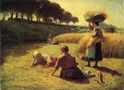 Gleaners at Rest