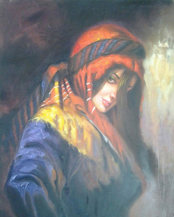 Woman from Northern Iraq