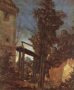 Landscape with Path circa