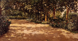 Un jardín valenciano A Valencian gar
