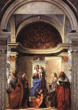 San Zaccaria Altarpiece