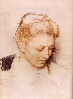 Portrait of Benedetta