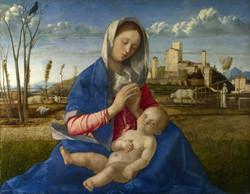 Madonna del Prato Madonna of the Mea
