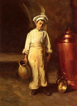 The Cook's Helper