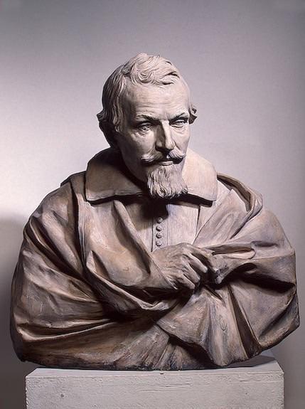 Portrait of Gaspare Mola