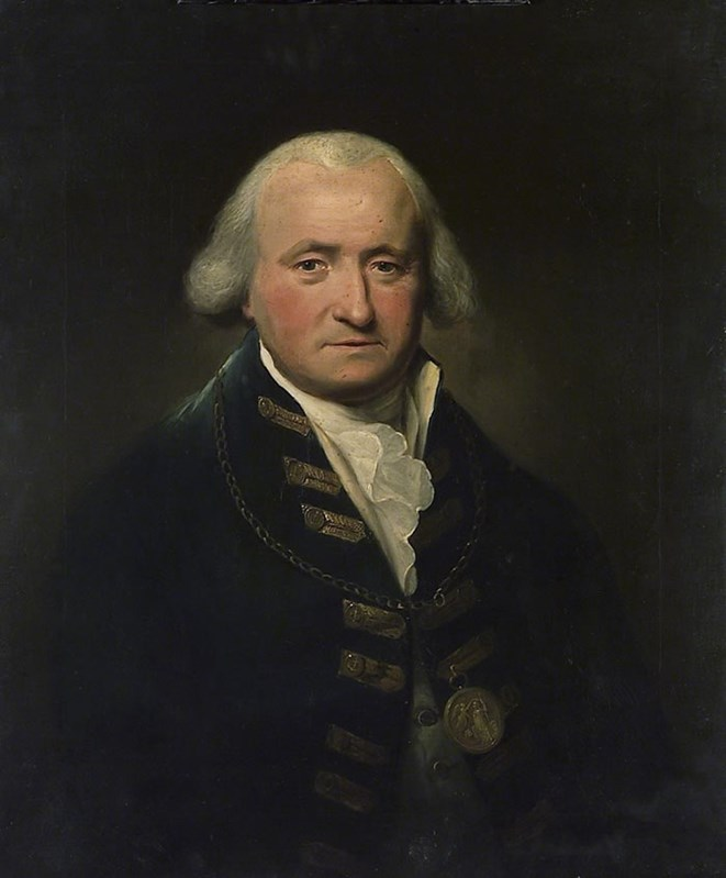 Rear­Admiral Sir Thomas Pasley