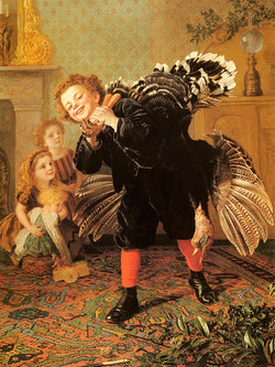 Christimas Time - Here's The Gobbler