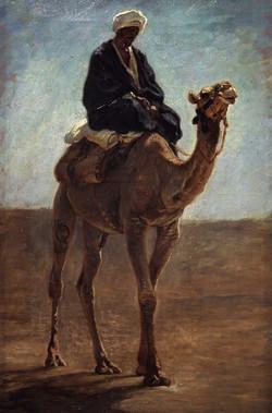 Le Chamelier The Camelier circa 1858