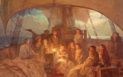 The Emigrant Ship