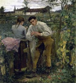 L'Amour au Village Rural Love