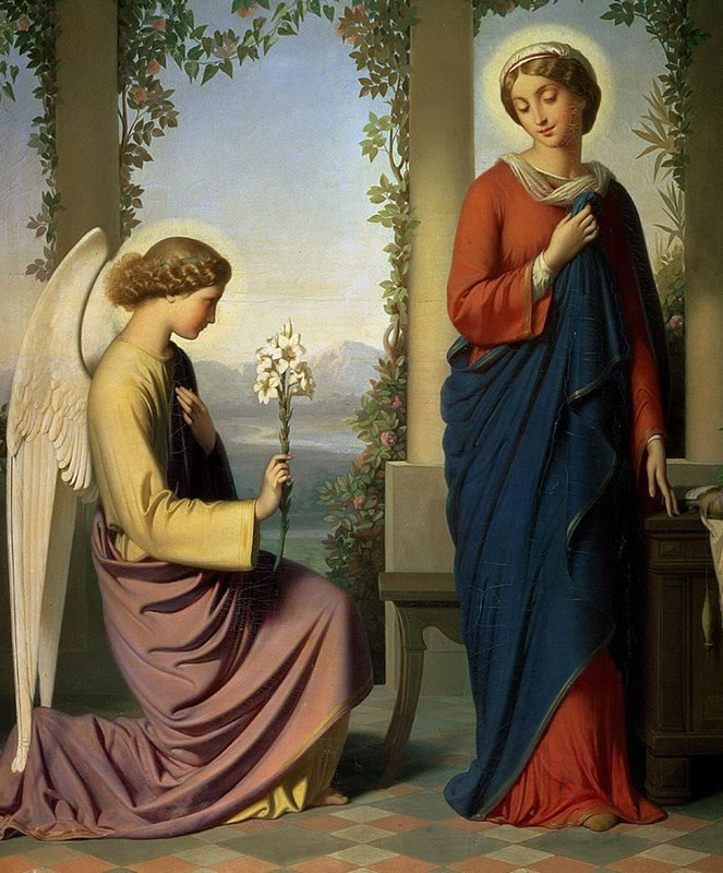 The Angelic Salutation