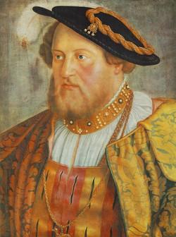 Portrait of Ottheinrich, Prince of P