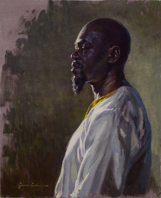 Man from Senegal