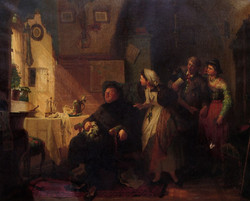 Hearty Repast 1879