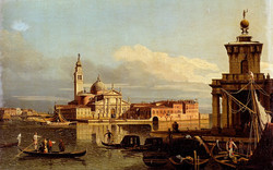 A View In Venice From The Punta Dell