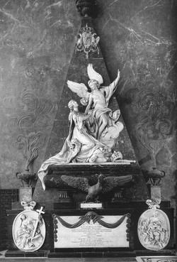 Monument to Queen Catharina Opalinsk