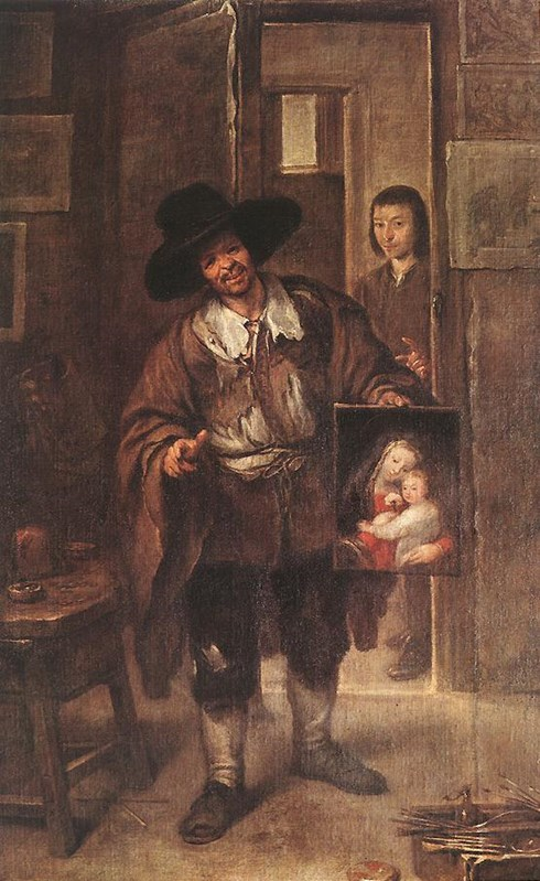 The Picture Seller