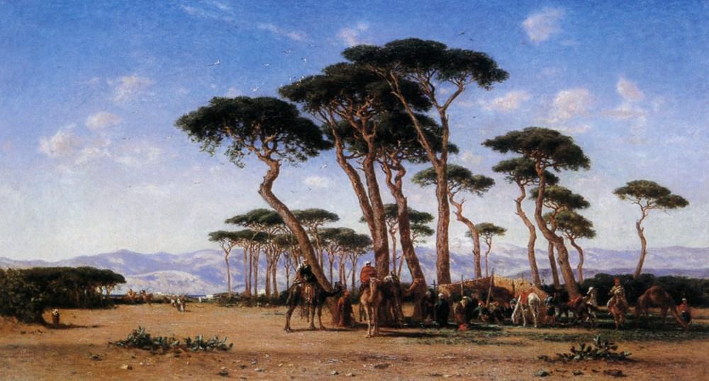 Campement 1878