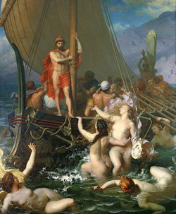 Ulysses and Sirens 1867