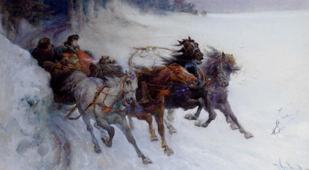 Joy In Winter